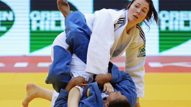Polling en Elmont grijpen naast medaille bij WK judo