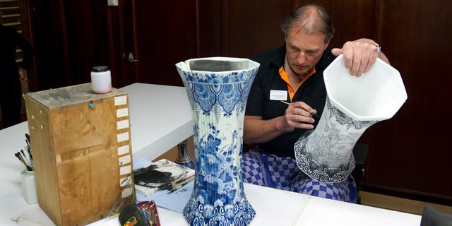 Maker van Delfts blauw zag omzet door afgenomen toerisme flink dalen