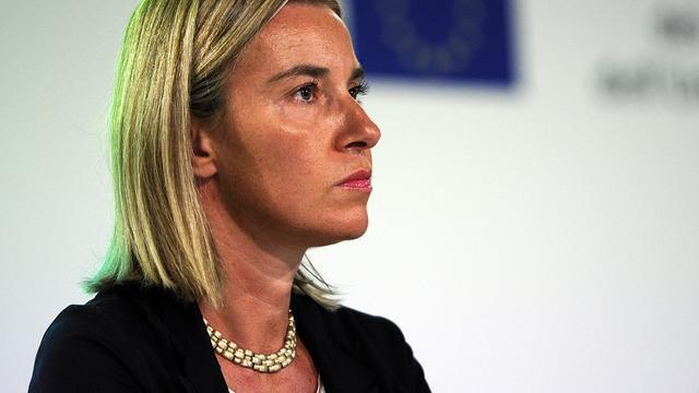 Sociaaldemocraten blijven kandidatuur Mogherini steunen