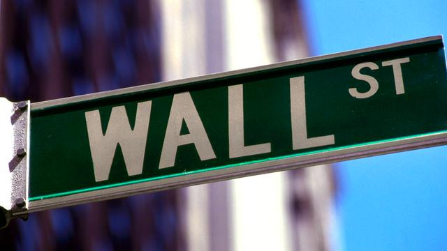 Wall Street opent licht in de plus