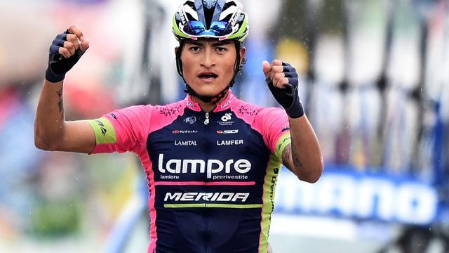 Anacona zegeviert in Ronde van Spanje, Quintana nieuwe leider