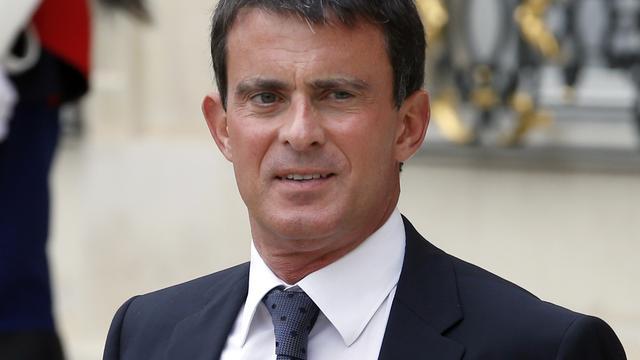 Franse premier Valls ziet basis voor overeenkomst met Athene