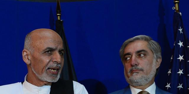 Coalitiegesprekken Afghanistan geklapt