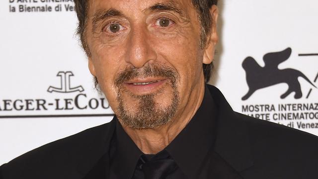 Al Pacino in beeld voor hoofdrol in dramaserie The Hunt