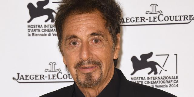 Al Pacino mogelijk in Marvel-film