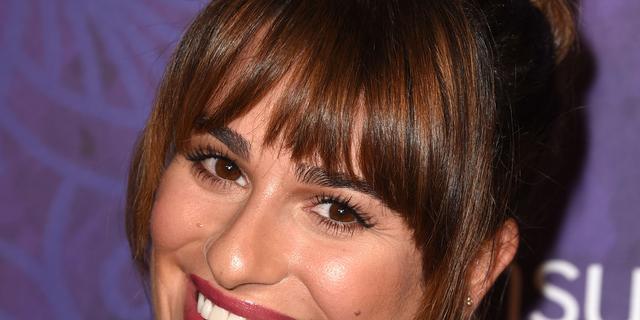 Lea Michele is weer gelukkig in de liefde