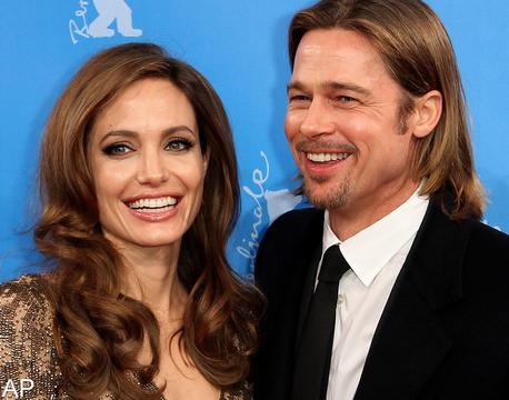 Brad Pitt en Angelina Jolie officieel weer vrijgezel