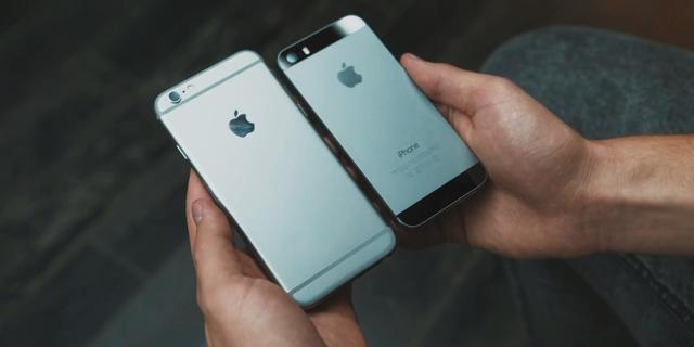 iPhone 6: Alle foto's van en geruchten over de grotere iPhone