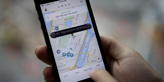 Uber naar rechter om boetes in Amsterdam