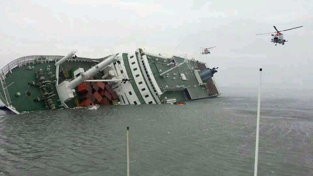 Chinezen gaan gezonken Zuid-Koreaanse veerboot bergen