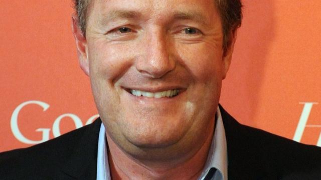 Britse presentator Piers Morgan opgenomen in het ziekenhuis