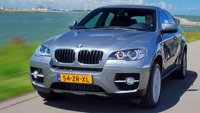 Recordresultaten voor omzet BMW