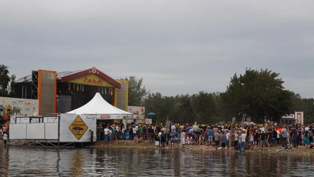 strandfestival zand in recordtijd uitverkocht