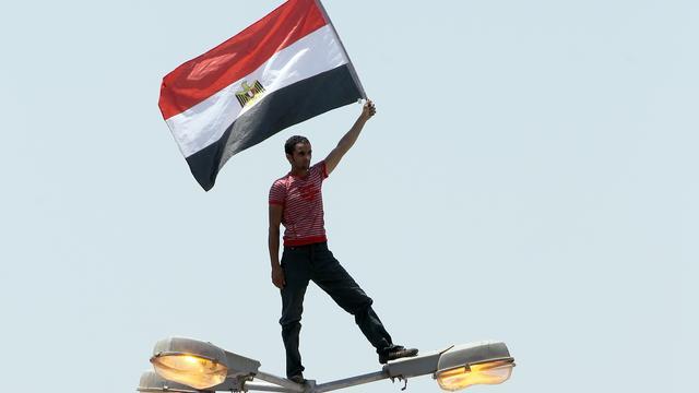 Militante Egyptenaren voegen zich bij IS