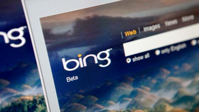 Zoekmachine Bing suggereert zoektermen voor kinderporno