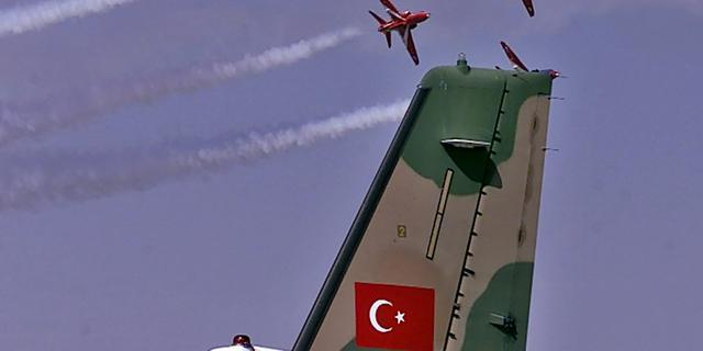 Turkse luchtmacht zou Koerdische troepen hebben aangevallen in Syrië
