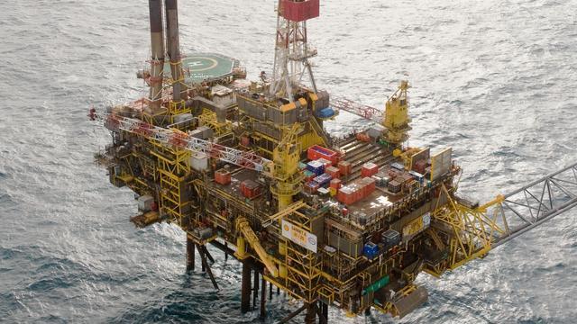'Shell zoekt kopers voor activiteiten Noordzee'