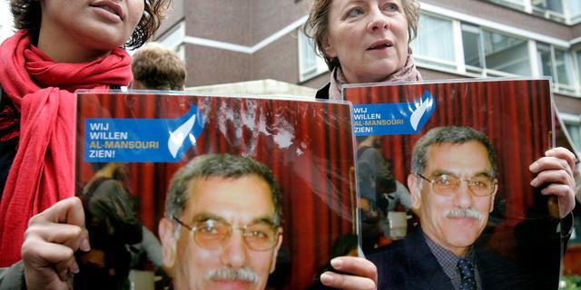 Iran laat Nederlander Abdullah al Mansouri vrij