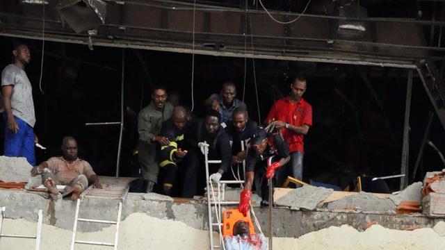 Doden bij aanslag op VN-gebouw Nigeria