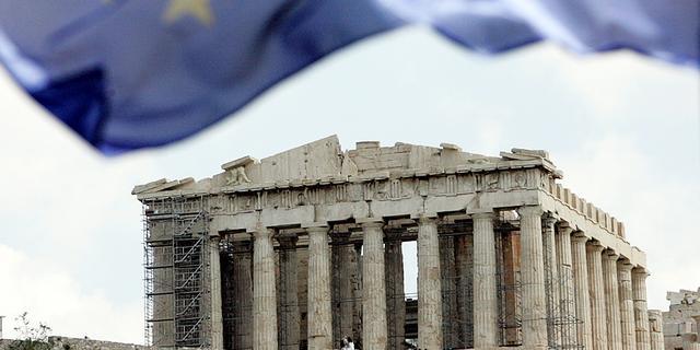 Overzicht hulpleningen Griekenland
