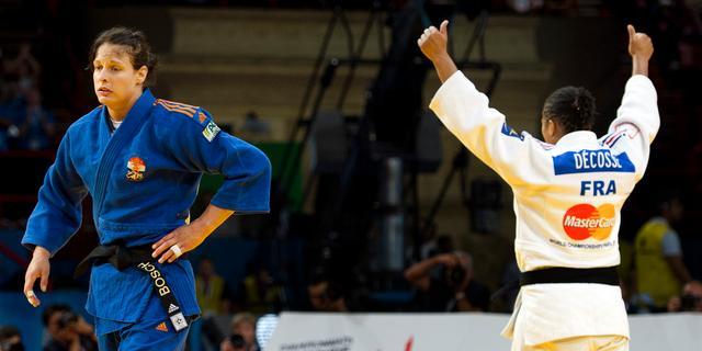 Judoka Bosch verliest finale WK