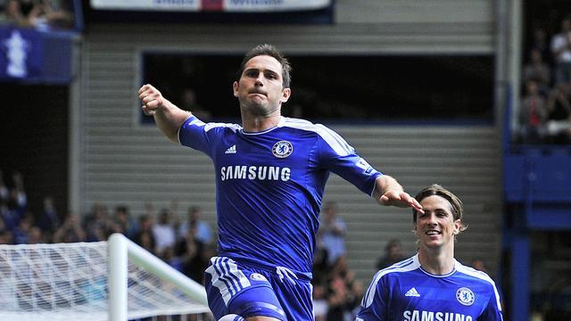 Zeges Chelsea en Liverpool, Vorm blinkt weer uit bij Swansea