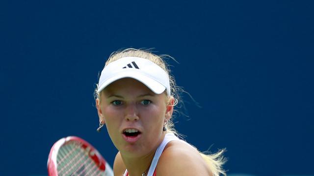 Toernooizeges Wozniacki, Lisicki en Isner