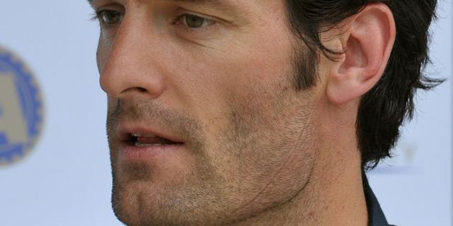 Webber verlengt contract bij Red Bull Racing