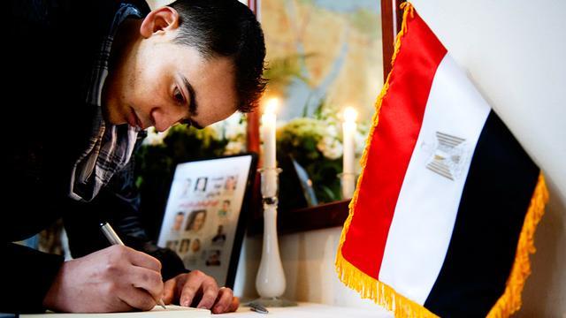 Egyptair hervat vluchten Irak na 21 jaar