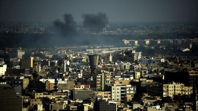'Nederlandse in coma in Tripoli'