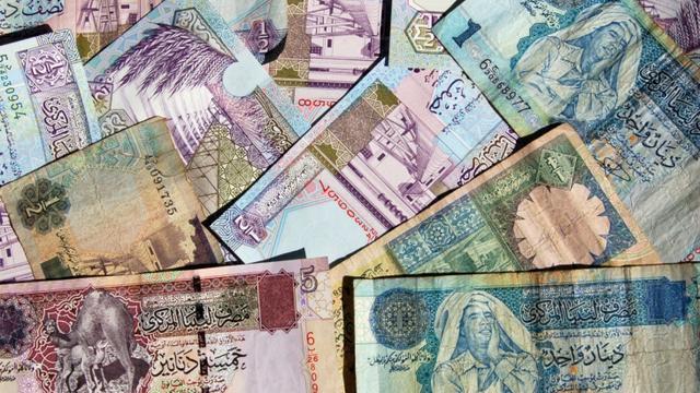 Overgangsraad Libië heeft 5 miljard dollar nodig