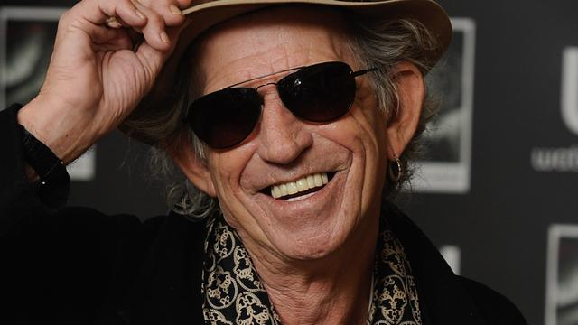 Autobiografie Keith Richards razend populair