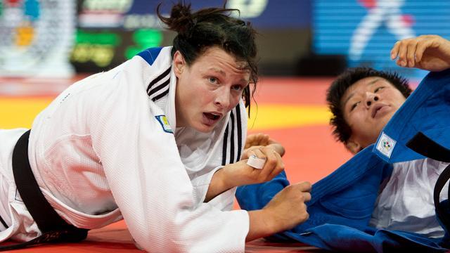 Judoka Bosch naar halve finale WK