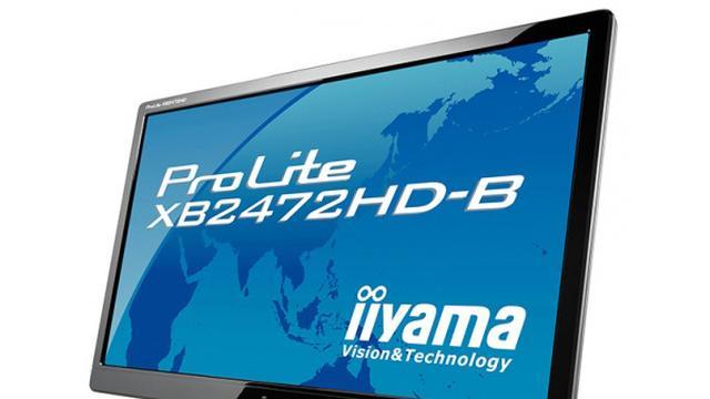 Iiyama kondigt twee nieuwe full-HD monitoren aan