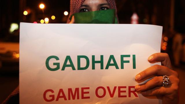 'Kaddafi is zijn macht kwijt'