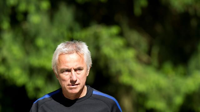 Van Marwijk trots op positie bovenaan FIFA-ranglijst