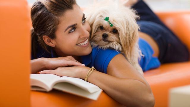 'Hond in huis verlaagt risico op astma'