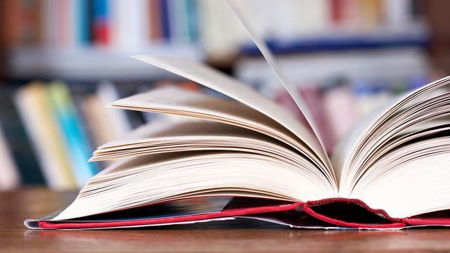 Licht herstel van boekenmarkt