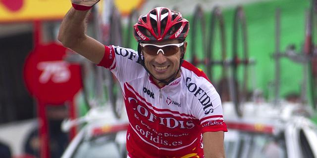 Moncoutié soleert naar winst in elfde etappe, Mollema sterk