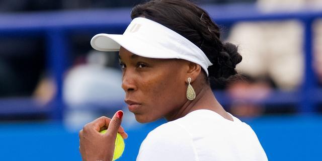 Venus Williams trekt zich terug op US Open