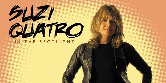 Suzi Quatro – In The Spotlight