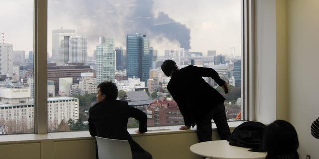Japan getroffen door aardbeving