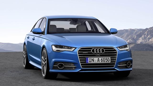 Politie schaft Audi A6 aan voor achtervolgingen