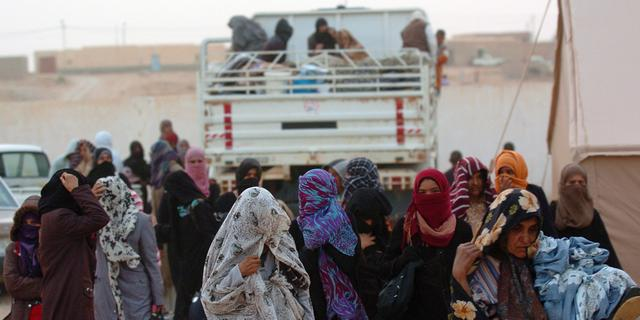AzG bezorgd over vluchtelingen in Libië