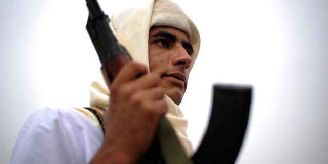 Kaddafi voert nog steeds commando troepen