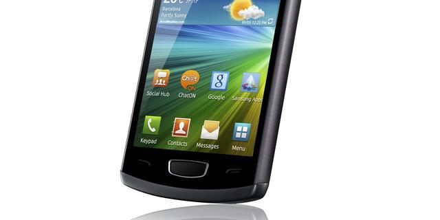 Samsung presenteert nieuwe Bada-toestellen