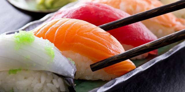 Brand in sushirestaurant in Zuid door elektrische bezorgscooter