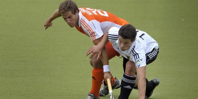 Hockeyers verliezen in finale van Duitsland