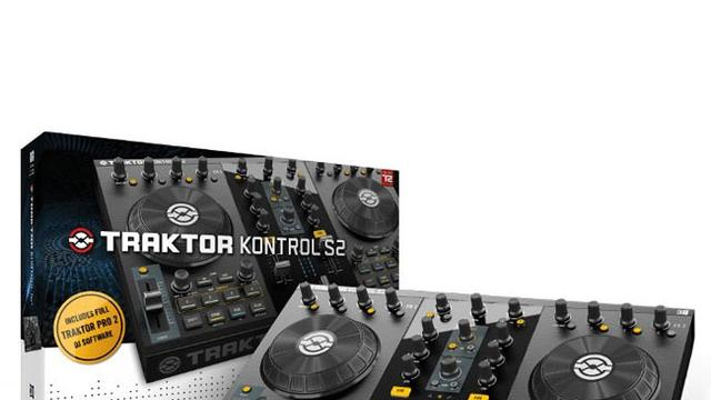 Native Instruments introduceert compact dj-systeem