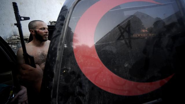 Nieuwe Libische machthebbers hebben veel gevangenen